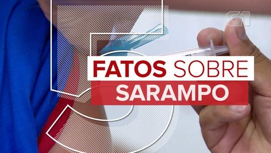 Sarampo: novas orientações para a vacina na cidade de São Paulo