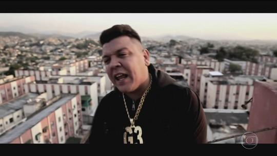 Polícia investiga a morte do cantor de funk MC G3