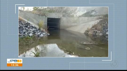 Água do São Francisco volta a percorrer canais da transposição na Paraíba