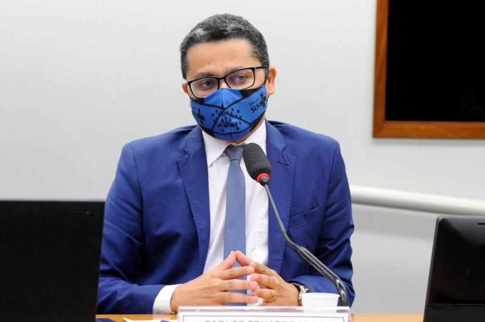 Carlos Lula, secretário de saúde do Maranhão, é reeleito presidente do Conass   Maranhão   G1