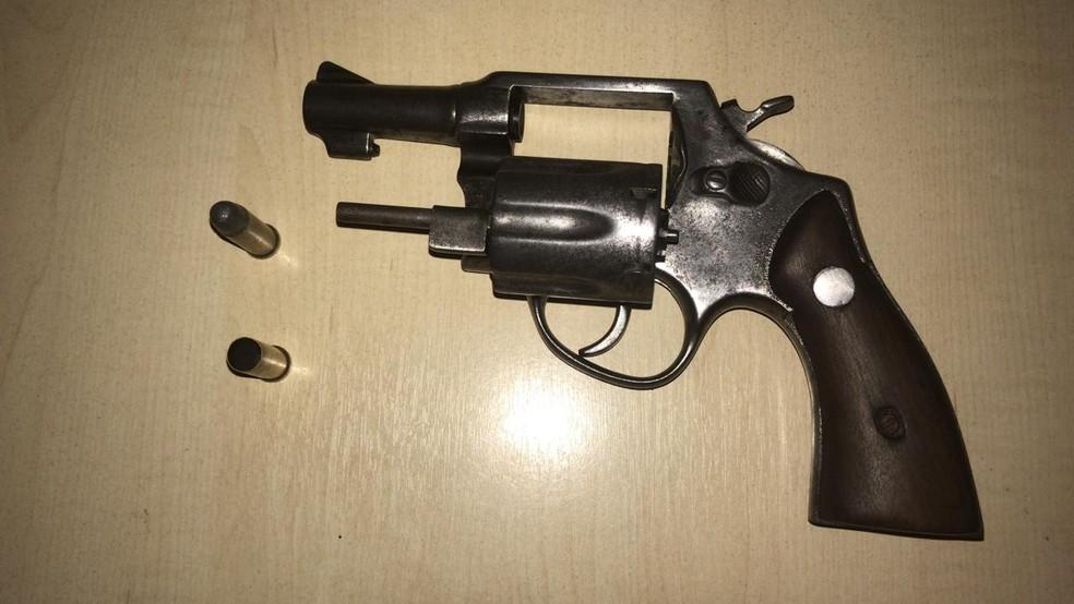 Posses de armas e registros aumentaram no Brasil em 2018 — Foto: Polícia Civil do Pará