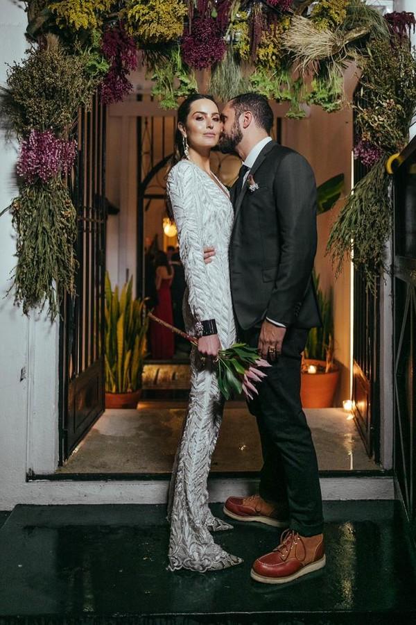 Casamento Helena Barbero & Felipe Protti (Foto: Instagram/Reprodução)