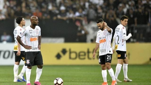 Corinthians não jogou bem nesta quarta-feira