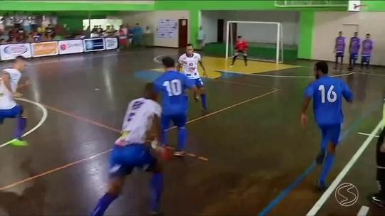 Paredão goleador! Ringo marca, fecha o gol e Angra vence Barra Mansa