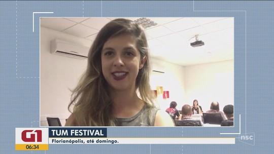 Festivais e shows nacionais; veja a agenda cultural do fim de semana em SC