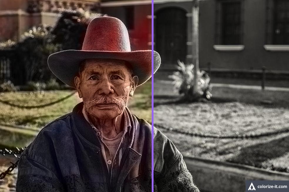 Algorithmia Usa Deep Learning Para Colorir Fotos Em Preto E