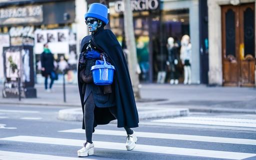 Se você ama moda, pre-ci-sa conhecer Michelle Elie -- a pessoa mais autêntica do street style