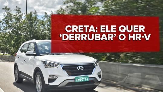 Hyundai Creta feito no Brasil começa a ser exportado