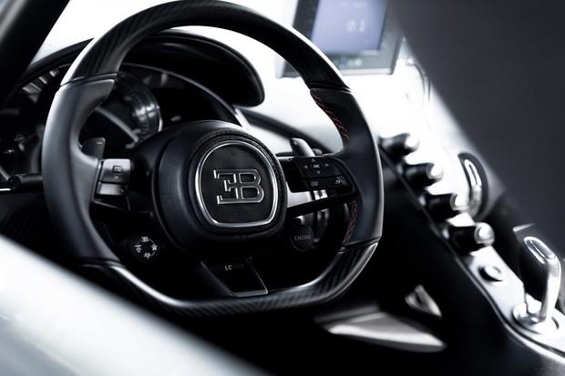 Bugatti Chiron  (Foto: Divulgação )