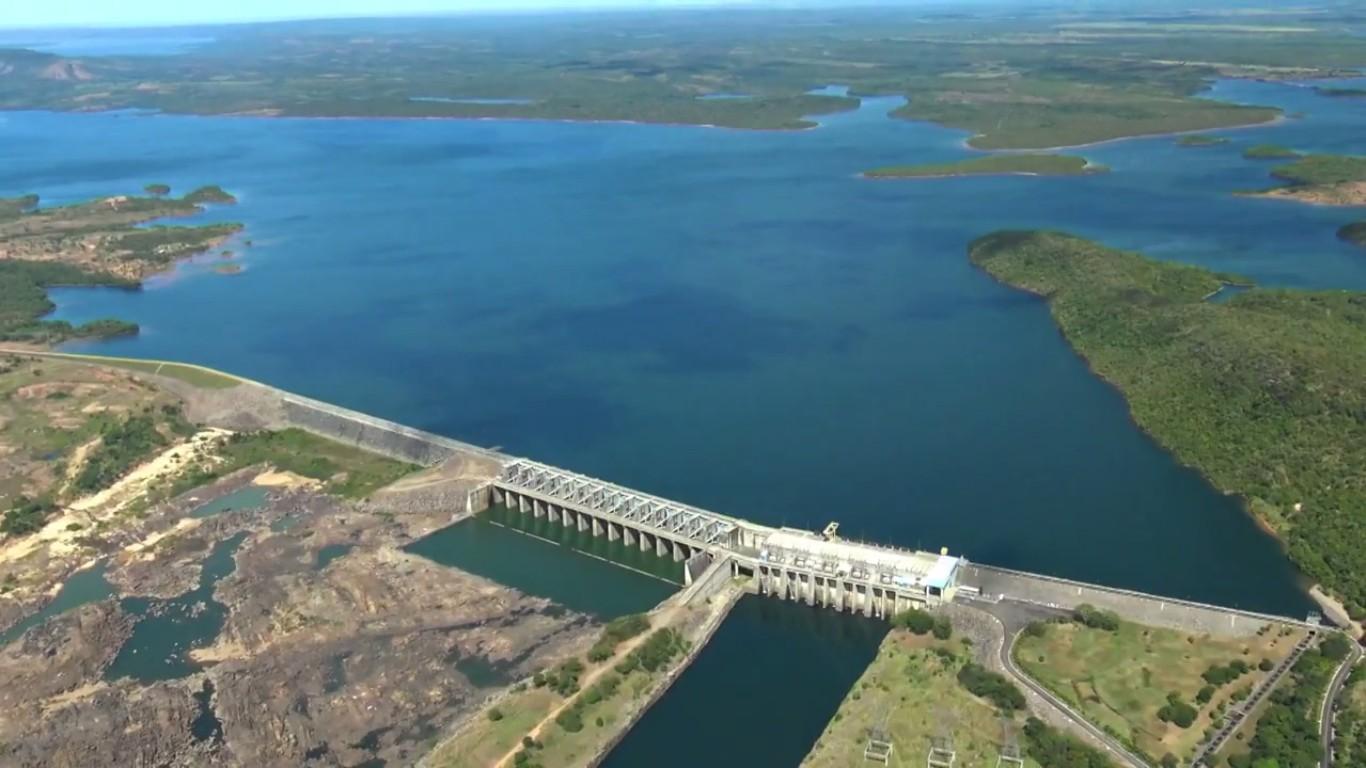 Usina alerta para aumento no nível do rio Tocantins após ONS determinar operação em capacidade máxima - Notícias - Plantão Diário