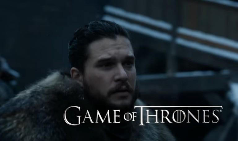Kit Harington em Game of Thrones (Foto: Divulgação/HBO)