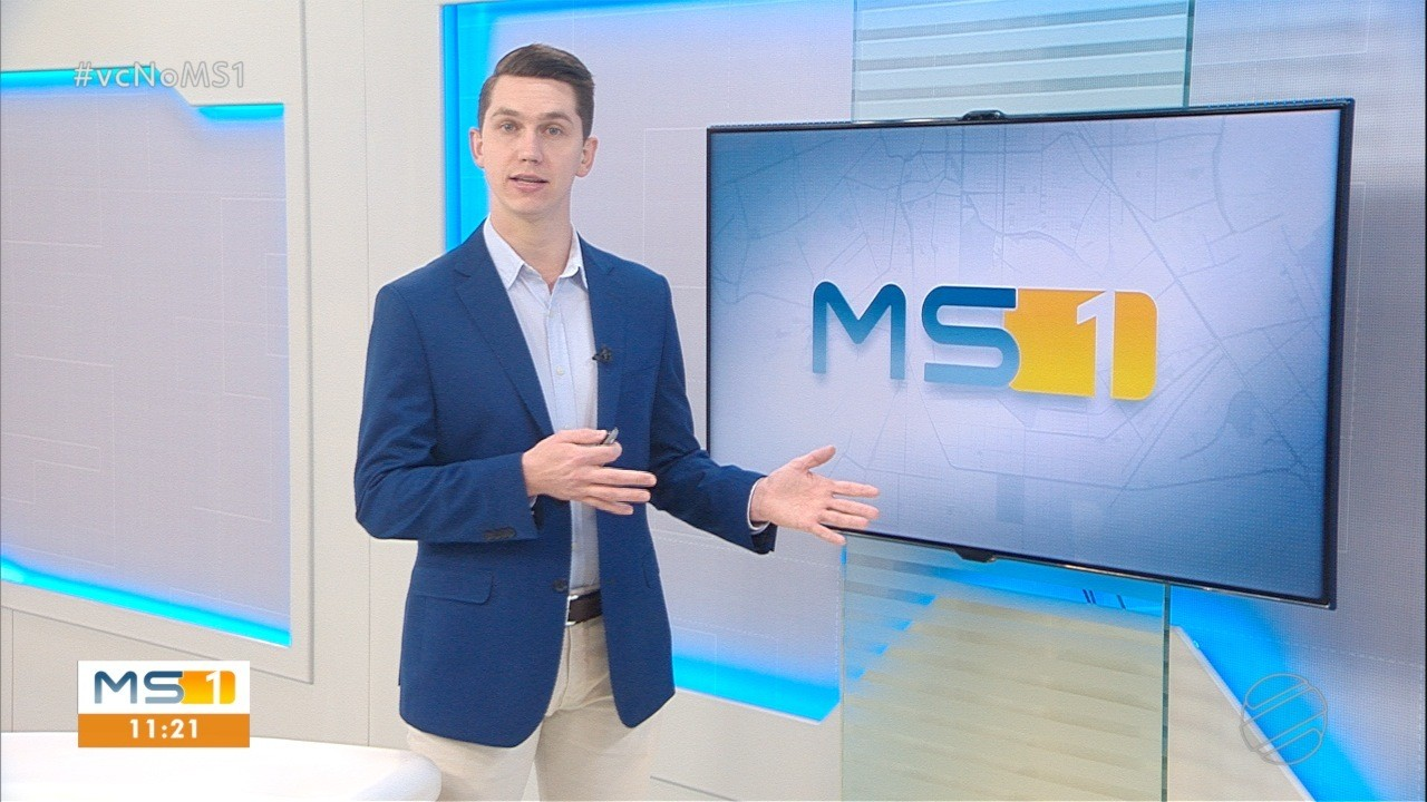 VÍDEOS: MS1 Campo Grande de sábado, 4 de abril de 2020