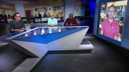 """Lozetti destaca ausência do São Paulo no Top-10 do ranking da CBF: """"É coadjuvante"""""""