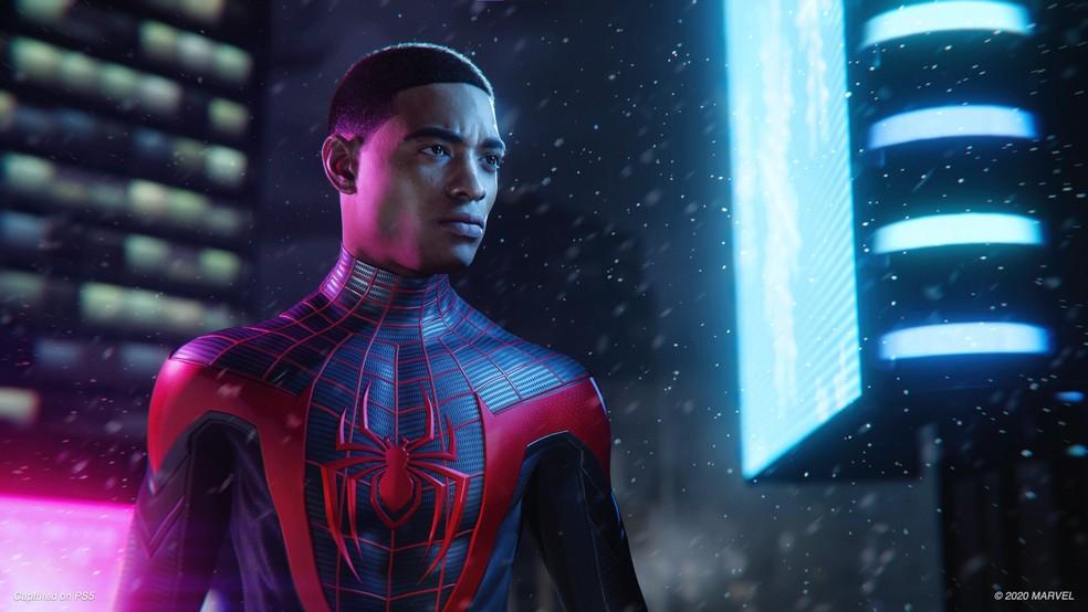 Conheça Spider-Man Miles Morales, nova expansão que chega ao PS5 ...