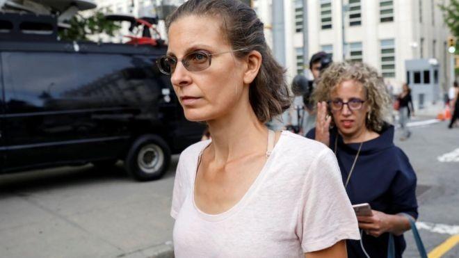 Clare Bronfman é filha de Edgar Bronfman, filha de um empresário bilionário do ramo de bebidas (Foto: Reuters)