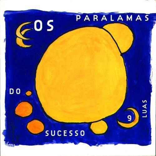 Capa do disco dos Paralamas