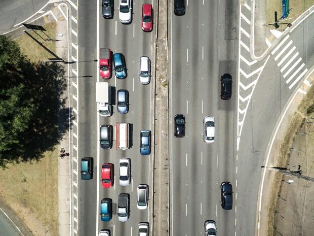 Desafio busca soluções inovadoras para mobilidade em São Paulo (Foto: Thinkstock)
