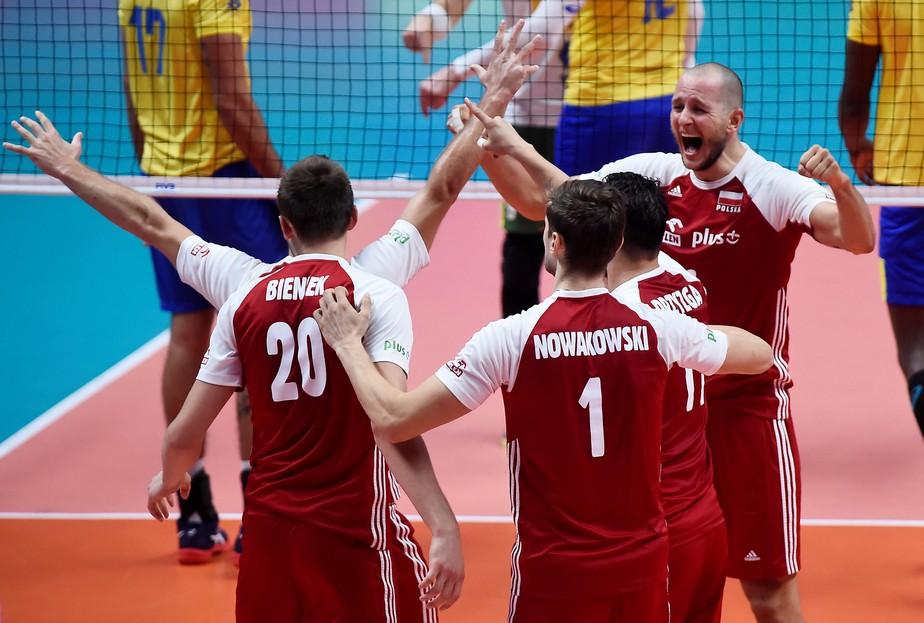 Polônia repete 2014, vence o Brasil na final e é tricampeã do Mundial masculino