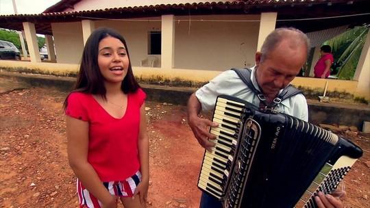 Paraibana Eduarda Brasil vence o The Voice Kids com forró de sua terra