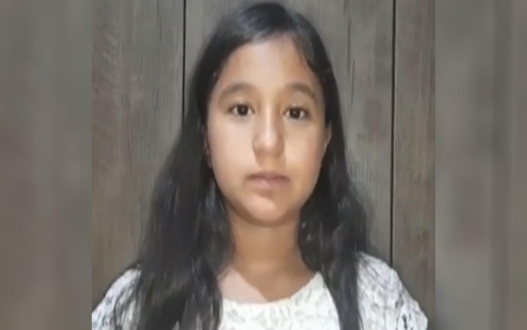 Menina de 10 anos diz que estava brincando quando viu homem sumir após entrar em rio e ficou preocupada: 'Chamei minha tia'