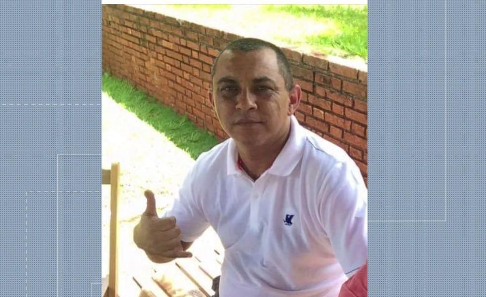 Empresário Eduardo Azarias era investigado por um esquema de fraude na cobrança do IPTU, em Londrina — Foto: Reprodução/RPC