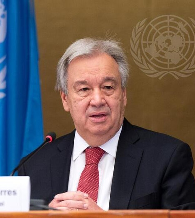 Amazônia é contribuição fundamental do Brasil ao combate às mudanças climáticas, diz secretário-geral da ONU