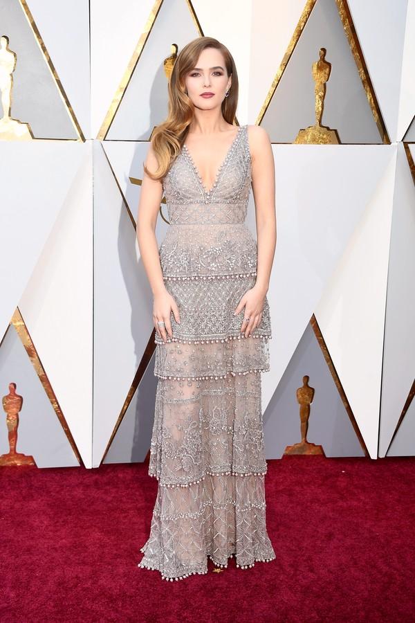 A atriz Zoey Deutch (Foto: Getty Images)
