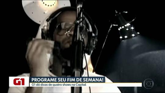 Paulinho da Viola, Tribalistas, Saulo Fernandes e Planet Hemp fazem shows neste fim de semana em SP