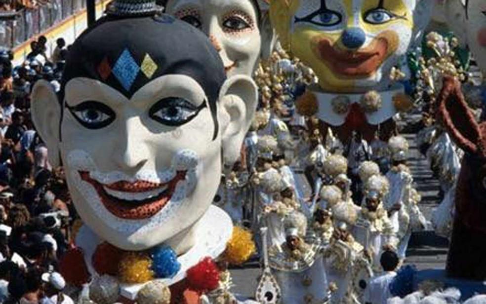 Imperatriz Leopoldinense vai reeditar carnaval campeão de 1981, de Arlindo Rodrigues, em homenagem ao compositor Lamartine Babo — Foto: Reprodução/Facebook