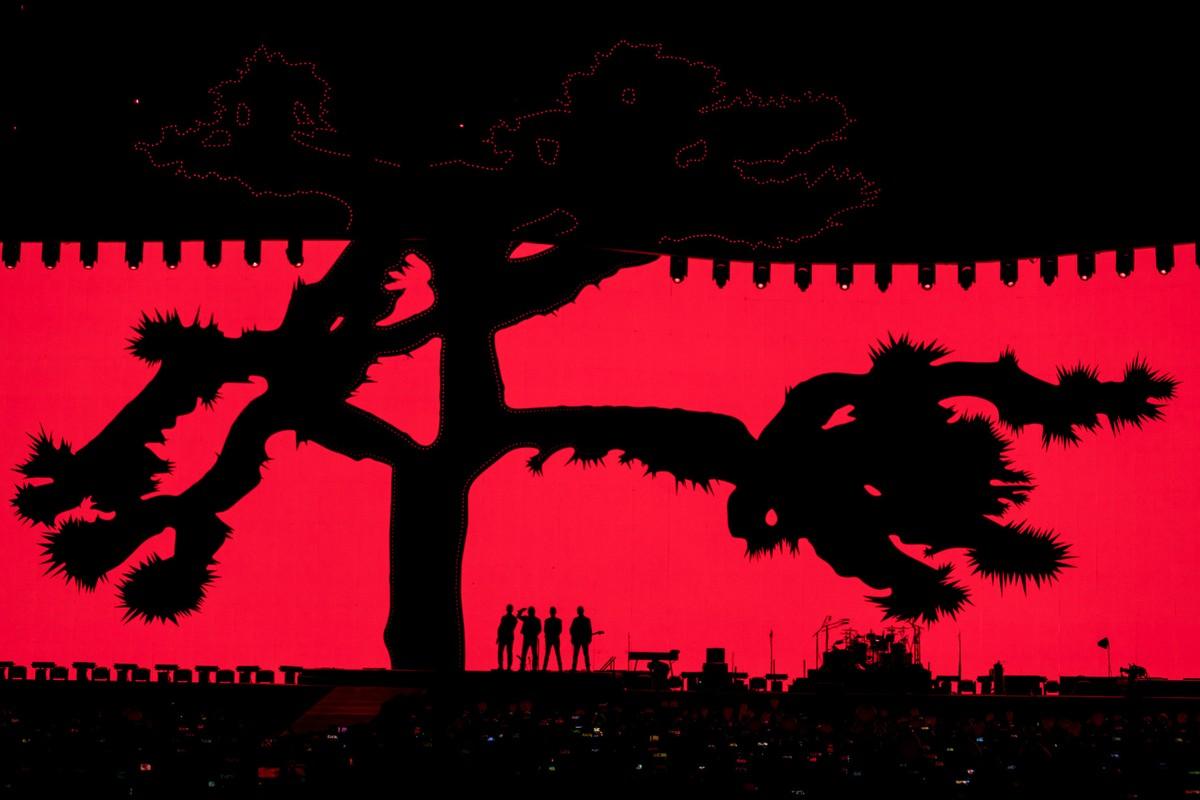 U2 abre série de shows em SP; FOTOS
