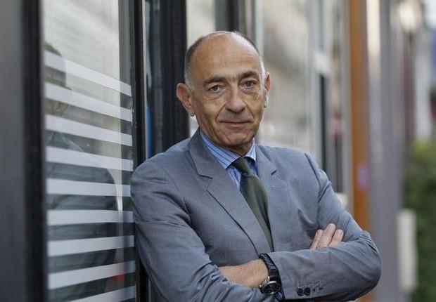 Jean-Marc Janaillac é o novo CEO da KLM-Air France (Foto: Divulgação)