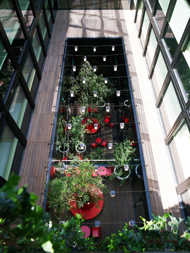 hotel citizenM London (Foto: Richard Powers/ Divulgação)