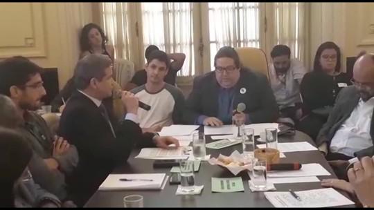 Secretário de Crivella diz que não sabia que prefeitura assinou contrato após obras já terem começado