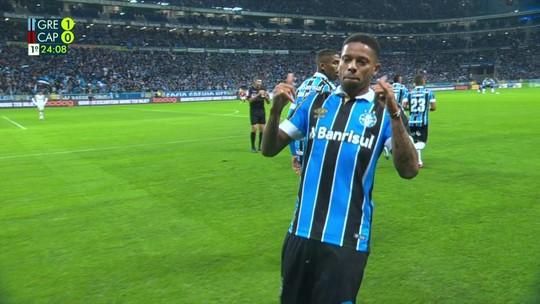 Grêmio mostra que superioridade é dominar todos os momentos do jogo
