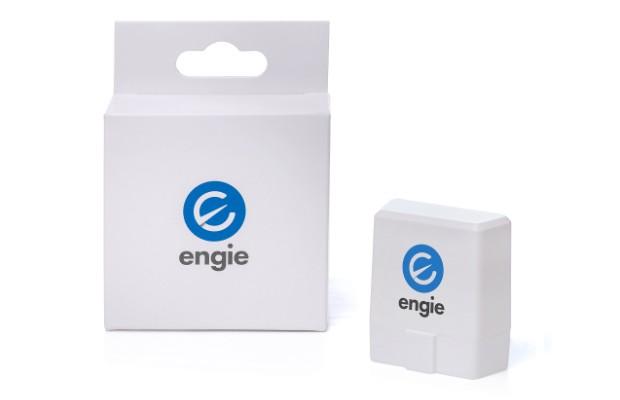 Dispositivo do Engie, que é conectado ao carro através da entrada OBD (Foto: Divulgação)