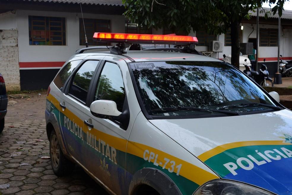 Polícia Civil de Cujubim vai investigar o caso (Foto: Jeferson Carlos/G1)