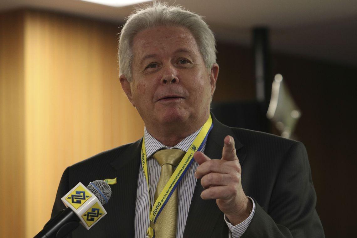 Rubem Novaes, presidente do Banco do Brasil (Foto: Fabio Rodrigues Pozzebom/Agência Brasil)