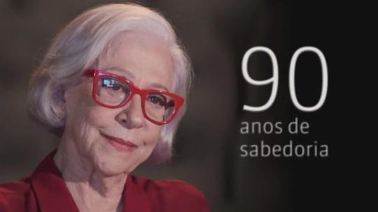 GloboNews Documento entrevista Fernanda Montenegro