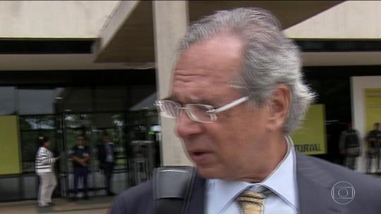 Paulo Guedes diz que não haverá aumento de imposto e anuncia secretaria de privatizações