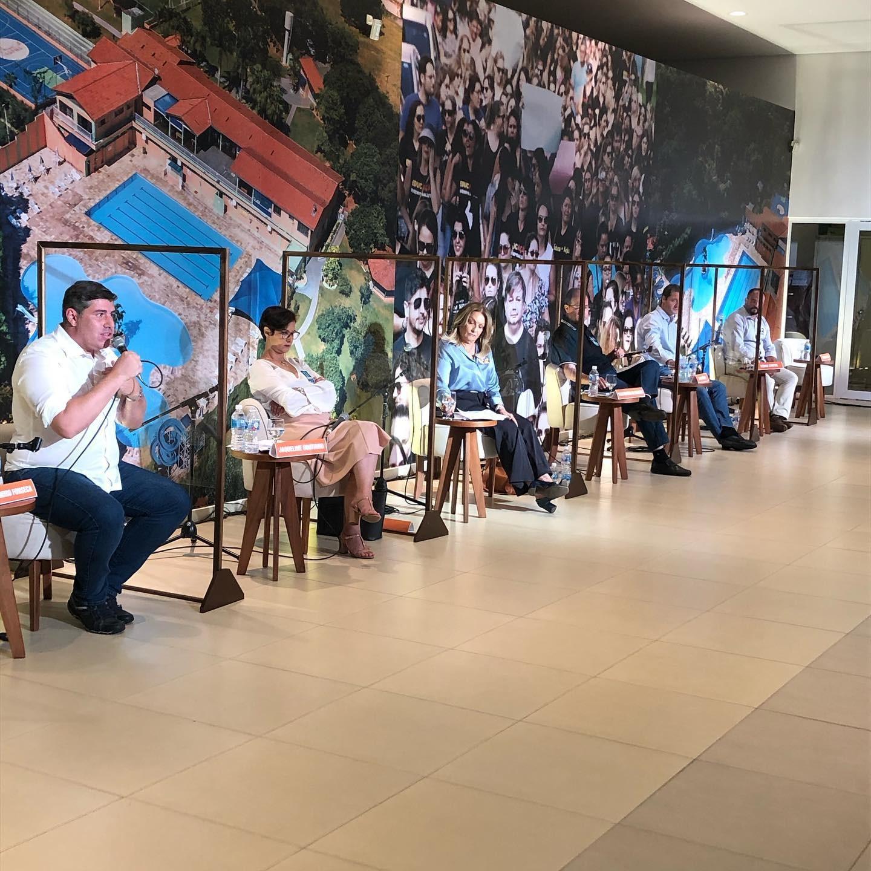 Candidatos à Prefeitura de Sorocaba participam de debate promovido por sindicato