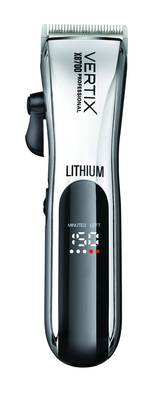 X8700 Vertix - Máquina de corte Lithium - R$ 340  (Foto: Divulgação)