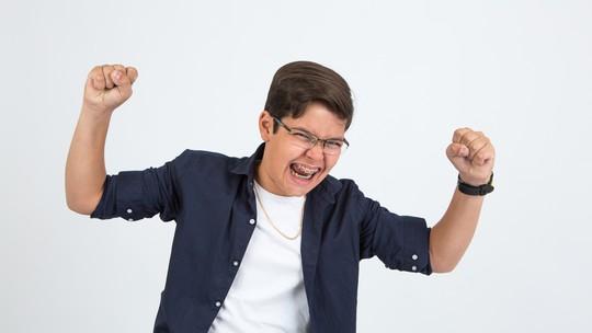 Conheça Gustavo Dezani, participante do 'The Voice Kids'