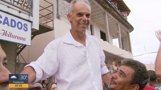 Heitor Camilo dos Santos é eleito prefeito de Ibituruna, MG