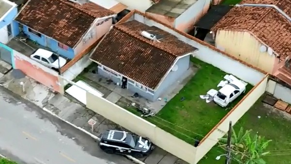 Polícia cumpre mandados de prisão em operação de combate a homicídios e tráfico de drogas em Paranaguá