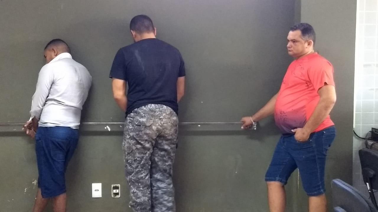 Policial e garimpeiros armados forjam operação e assaltam PM e agente penitenciário em RR - Noticias