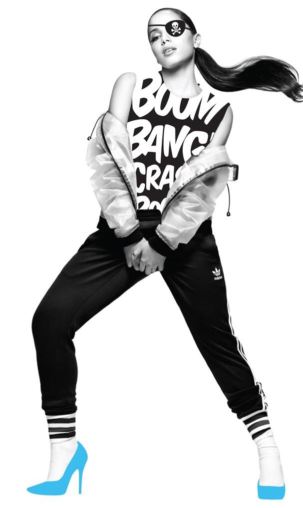 """Anitta em """"Bang!"""" (Foto: Reprodução)"""