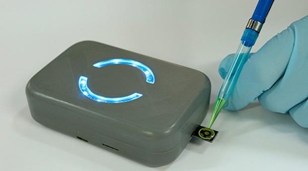 dispositivo (Foto: Reprodução/EESC-USP)