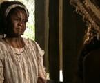 Zezeh Barbosa em cena de 'Lado a lado' | Reprodução