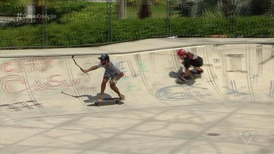 Conheça o surfskate, nova modalidade dos esportes radicais