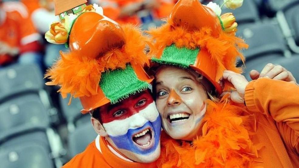 Países Baixos é o nome oficial do país no noroeste da Europa, e assim quer ser conhecido no resto do mundo — Foto: Getty Images/ BBC